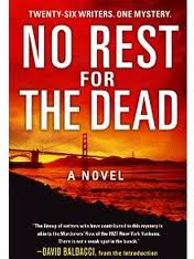 No Rest For The Dead By David Baldacci