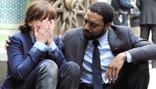 Secret In Their Eyes (2015), Julia Roberts Chiwetel Ejiofor