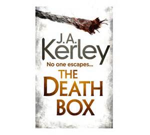 The Death Box By J.A.Kerley