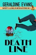 Death Line by Geraldine Evans