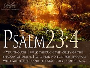 PSALM 23 let the Lord guide you
