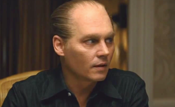 Black Mass (2015), Johnny Depp