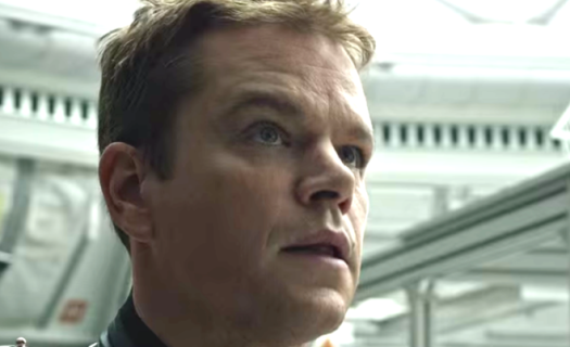 The Martian (2015), Matt Damon