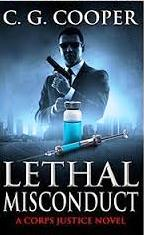 Lethal Misconduct By C.G. Cooper
