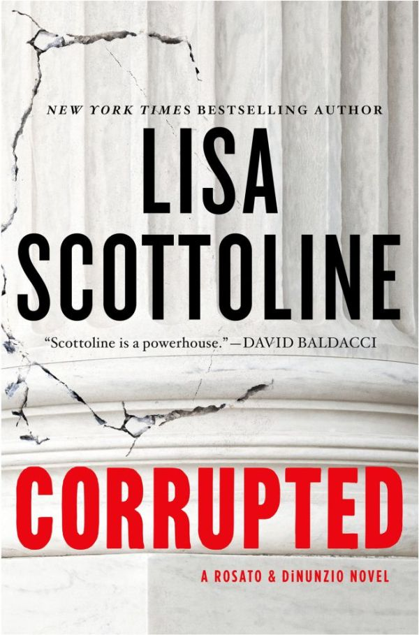 Corrupted By Lisa Scottoline