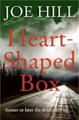 Heart Shaped Box By Joe Hill