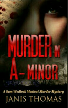 Murder In A - Minor By Janis Thomas