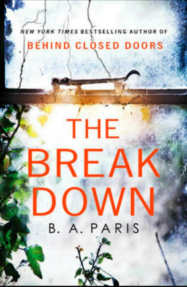 The Break Down by B.A Paris