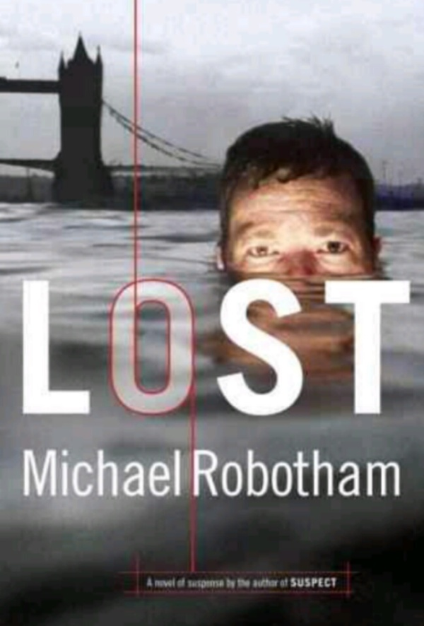 Lost by Michael Robotham