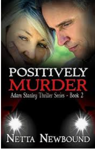 Positively Murder By Netta NewBound