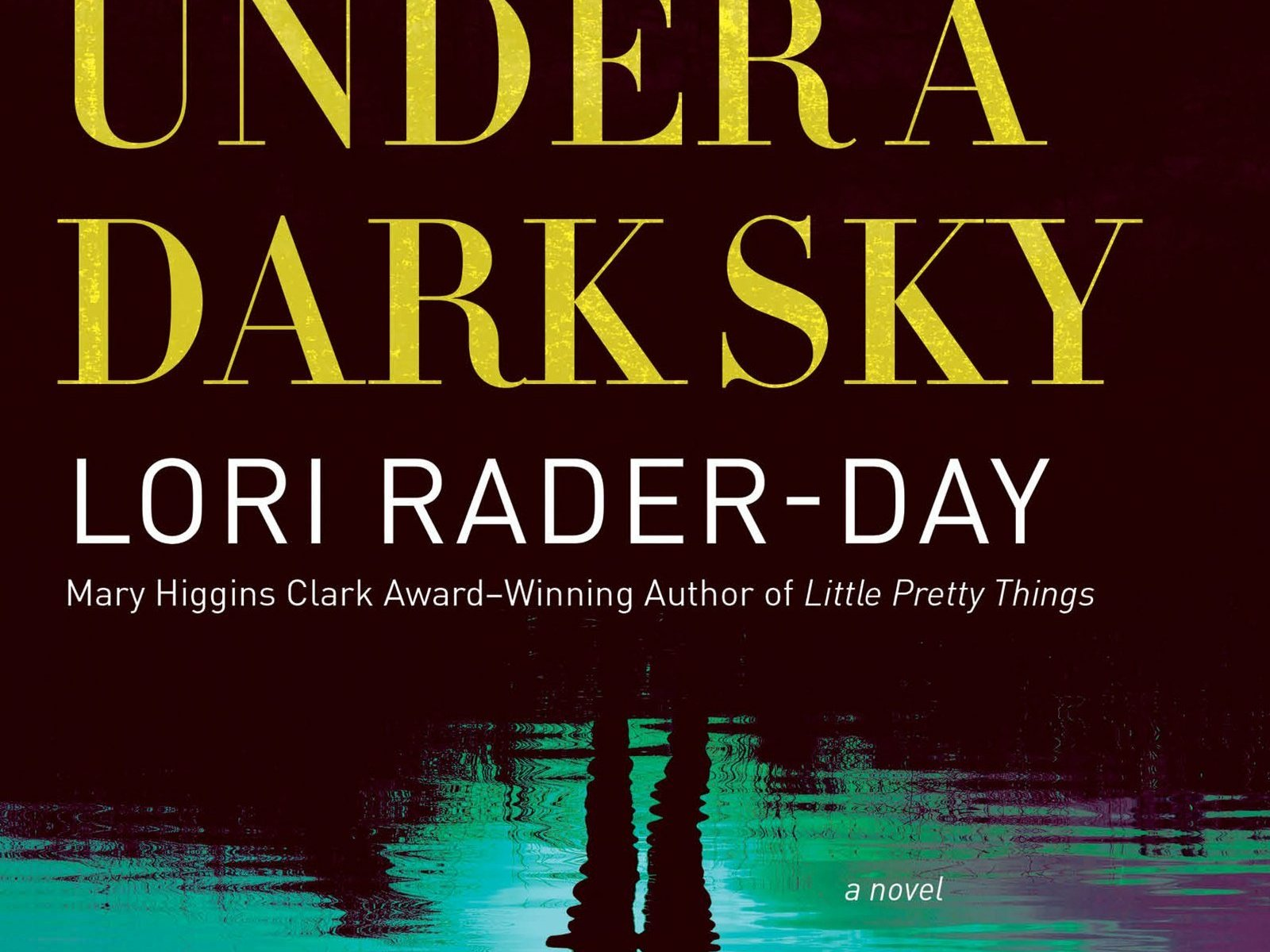 Umder A Dark Sky By Lori Rader-Day